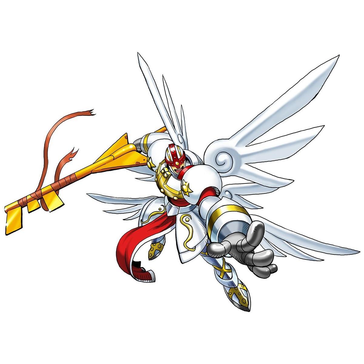 clavis angemon - wikimon