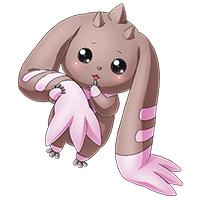 Lopmon - Wikimon - The #1 Digimon wiki