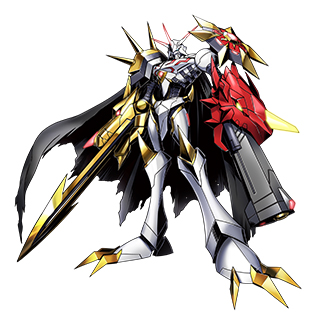 Omegamon Alter-S