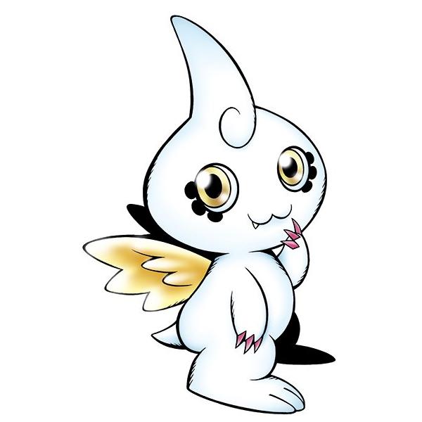 [Lucemon - Seraphimon] Cupimon