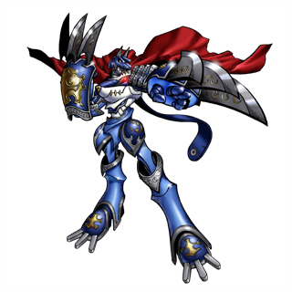 Mirage Gaogamon
