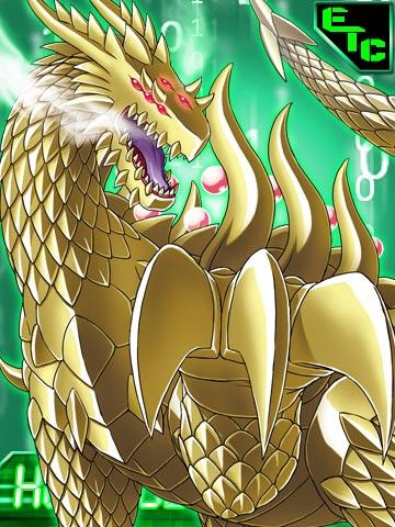 Com que outro anime gostarias que Digimon tivesse um crossover? - Página 2 Huanglongmon_collectors_card