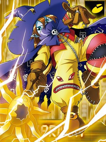[Wizardmon Spirit] Wizarmon_collectors_card