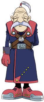 Digimon X Warriors Gennai