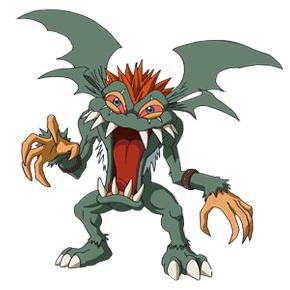 Magma Dugeon Evilmon2