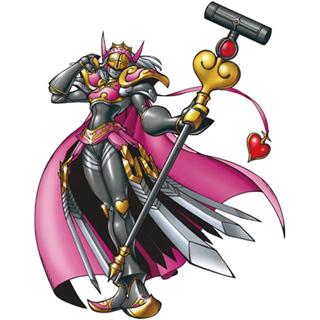 Queen Chessmon - Wikimon - The #1 Digimon wiki