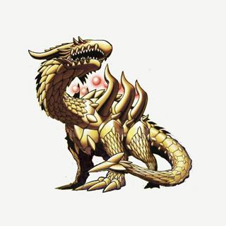 Com que outro anime gostarias que Digimon tivesse um crossover? - Página 2 HuangLongmon