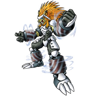 Grappu Leomon