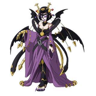 Lilithmon (Xros Wars) - Wikimon - The #1 Digimon wiki