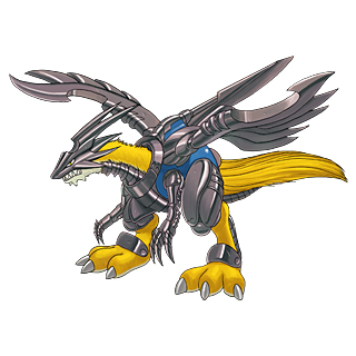Raptordramon Wikimon The 1 Digimon Wiki