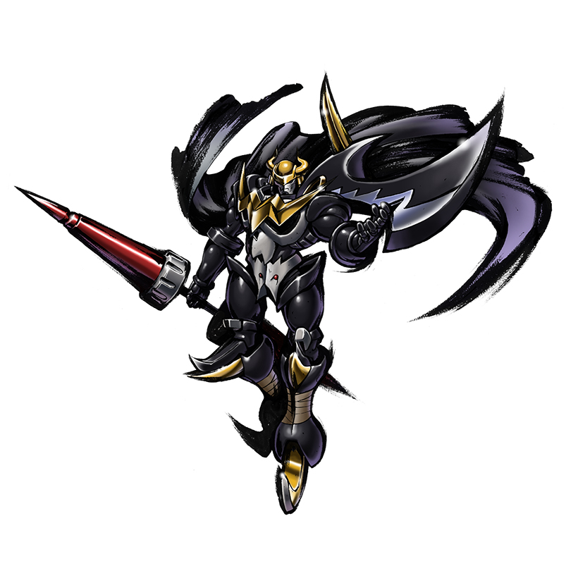 Dark Knightmon