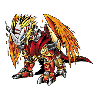Digimon ancientgreymon