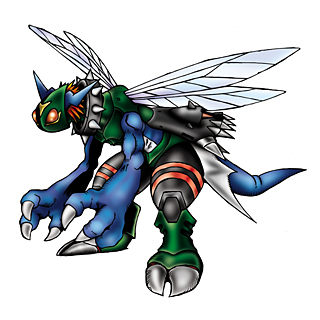 digimon stingmon - photo #29