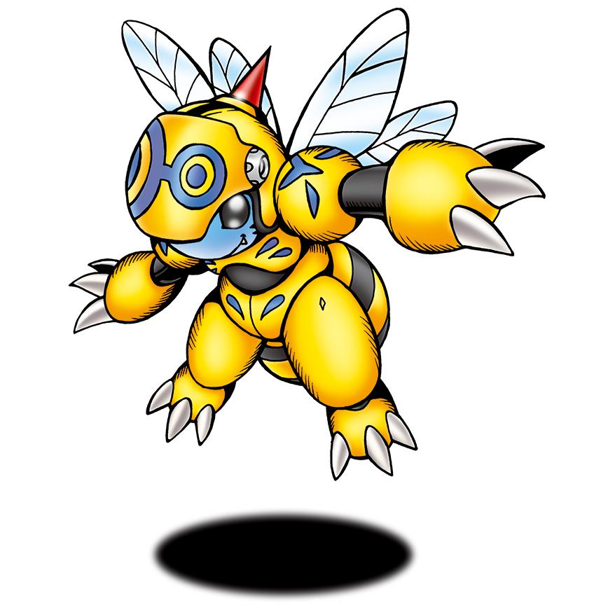 Digital World - Página 5 Honeybeemon