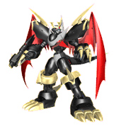 Imperialdramon Fighter Mode (Black)