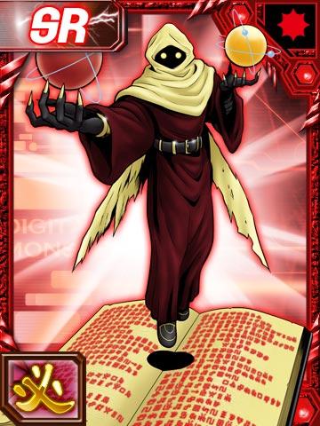 [Candlemon/Wizarmon] Wisemon_re_collectors_card