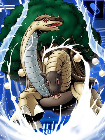 Digimon  Xuanwumon