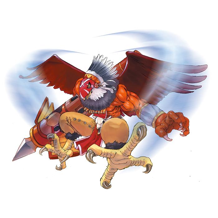 Roleo para mision (Rei) Garudamonx