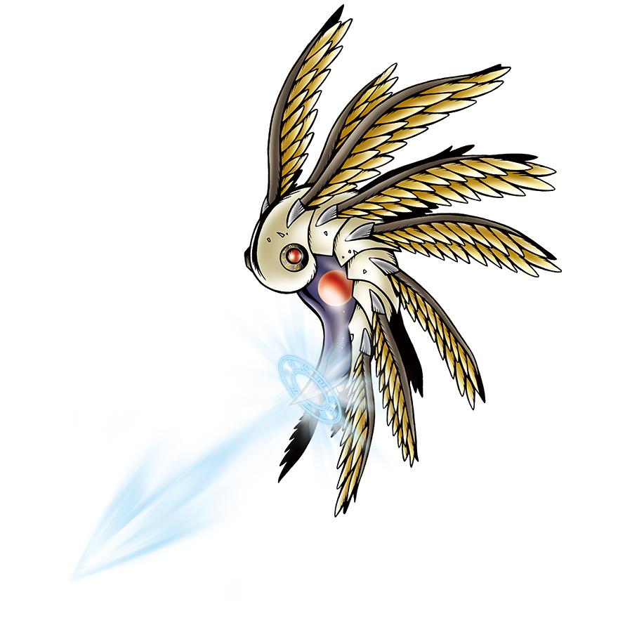 Lucemon Evolutions Lucemon: Larva - Wikim...