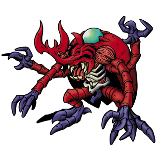 Atlur Kabuterimon (Red)