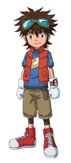 Digimon Super Xros Wars Red/Blue Taiki_kudou