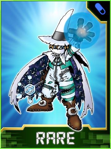 [Vmon/Sorcerymon] Sorcerymon_Collectors_Rare_Card