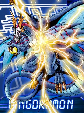 [Dracomon/Coredramon(blue)] Wingdramon_collectors_card