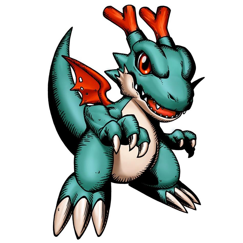 [Evento]Digimon Allstar Championship - Inscrições abertas! - Página 2 Dracomon