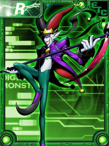 ENCICLOPEDIA DIGIMON: NEXT GENERATION Jokermon_collectors_card
