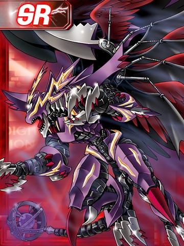 [Dorumon/Death-X-Dorugamon] Death-X-Dorugoramon_ex_collectors