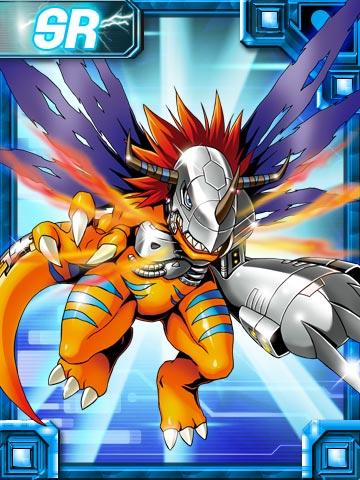 [Agumon 2006-Greymon] Metalgreymon_ex_collectors_card