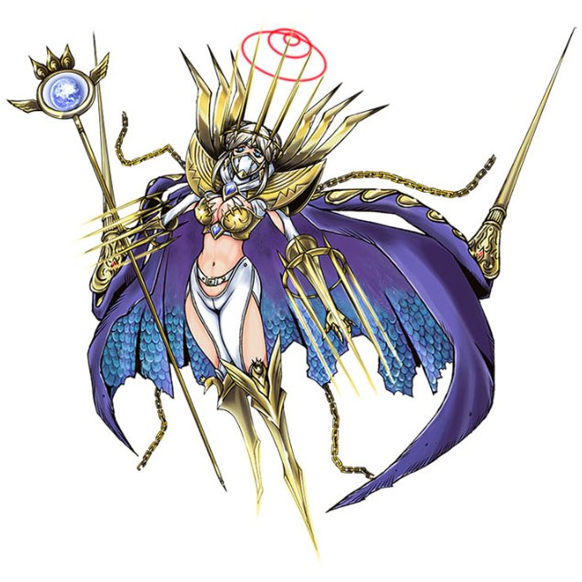 Junomon - Wikimon - The #1 Digimon wiki