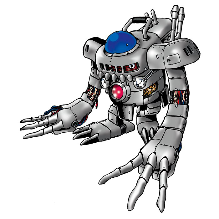 Mechanorimon