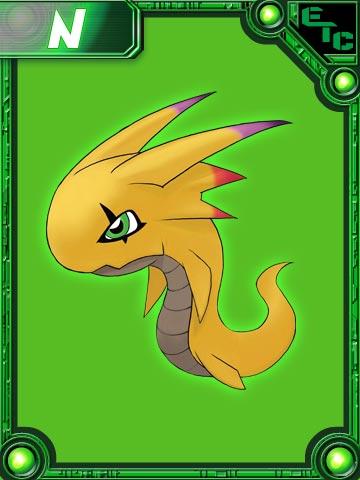 [Ryudamon - Goddramon] Kyokyomon_collectors_card