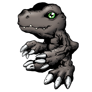 Agumon (Black)