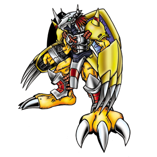 War Greymon - Wikimon