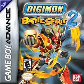 Digimon Battle Spirit 2 Box Art