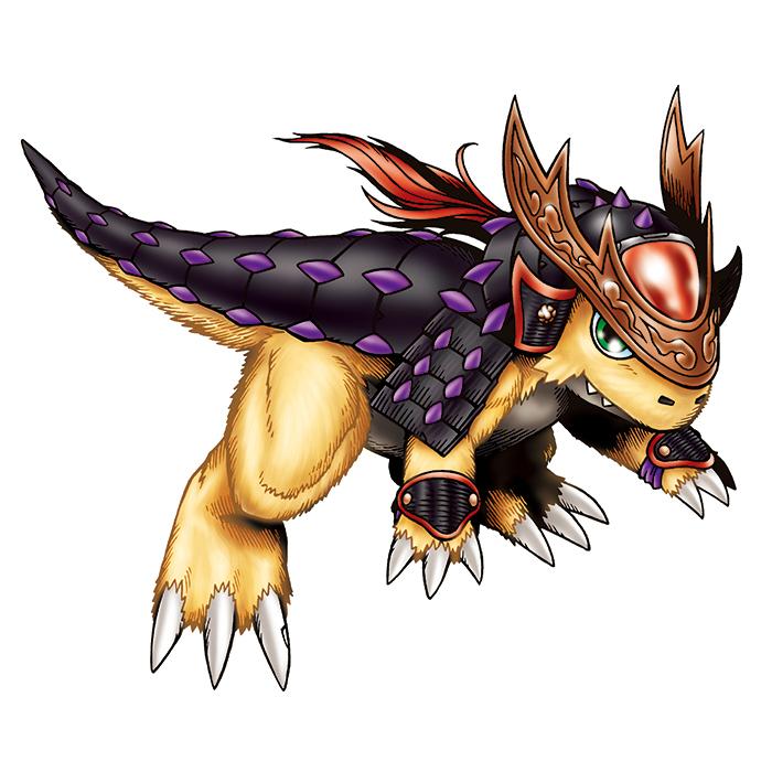 Kyrie Dragonia THE SECOND Ryudamon