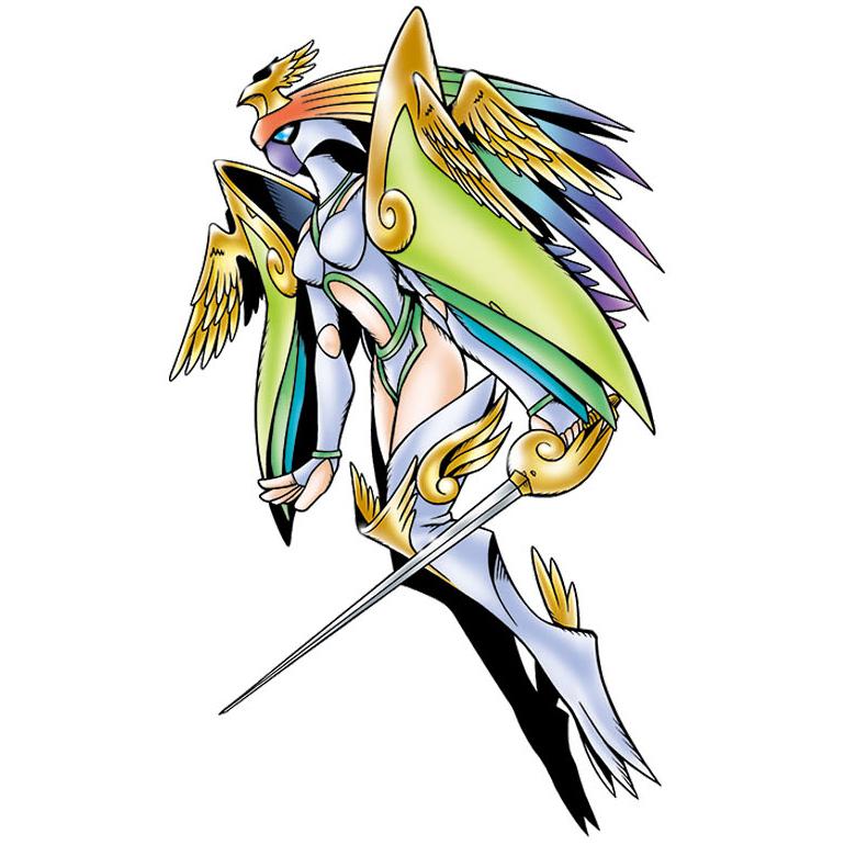 Ancient Irismon - Wikimon - The #1 Digimon wiki