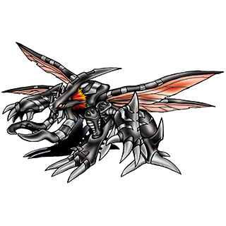 Gran Kuwagamon - Wikimon - The #1 Digimon wiki
