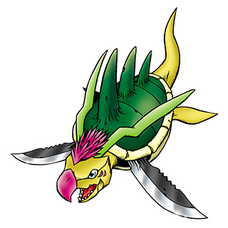 Archelomon Wikimon The 1 Digimon Wiki