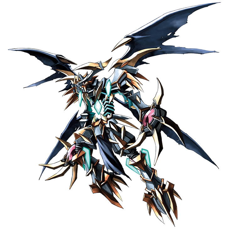 Dynasmon X-Antibody - Wikimon - The #1 Digimon wiki