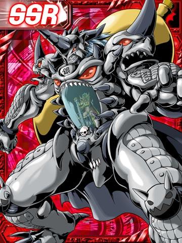 ENCICLOPEDIA DIGIMON: NEXT GENERATION Ginkakumon_re_collectors_card