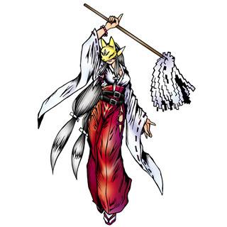 Sakuyamon: Miko Mode -...