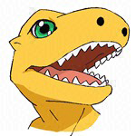 Agumon 2006 head.png