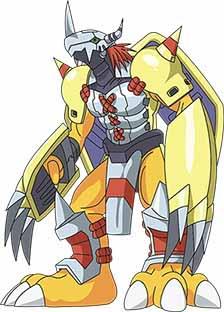 TIL: War Greymon design was actually changed for Digimon ...