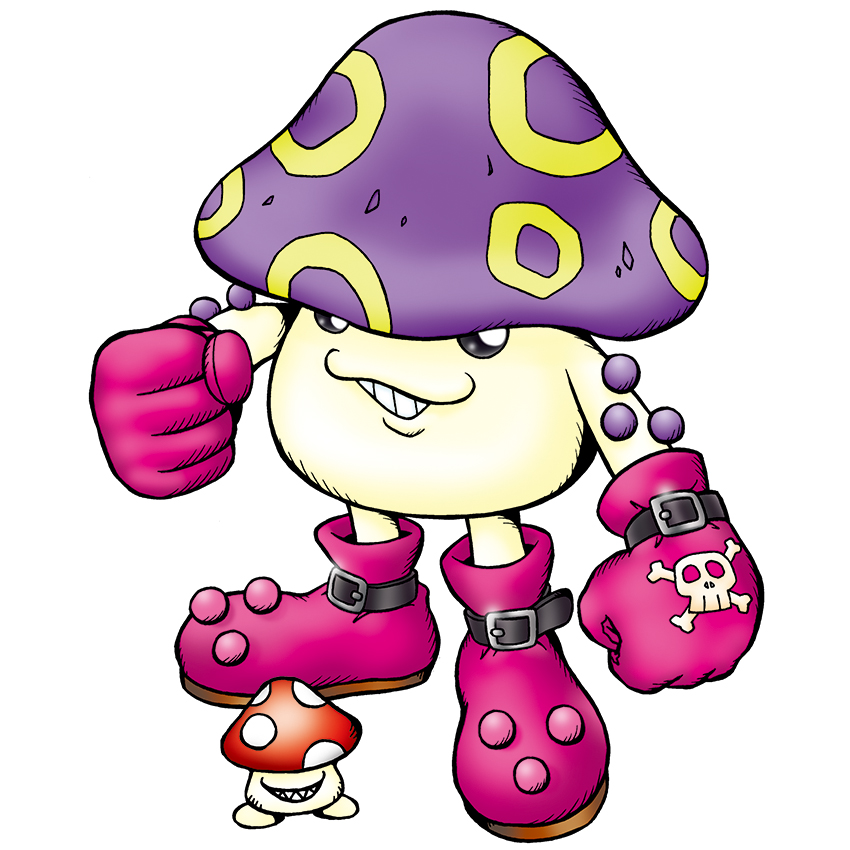 [Mushroomon] Mushmon2