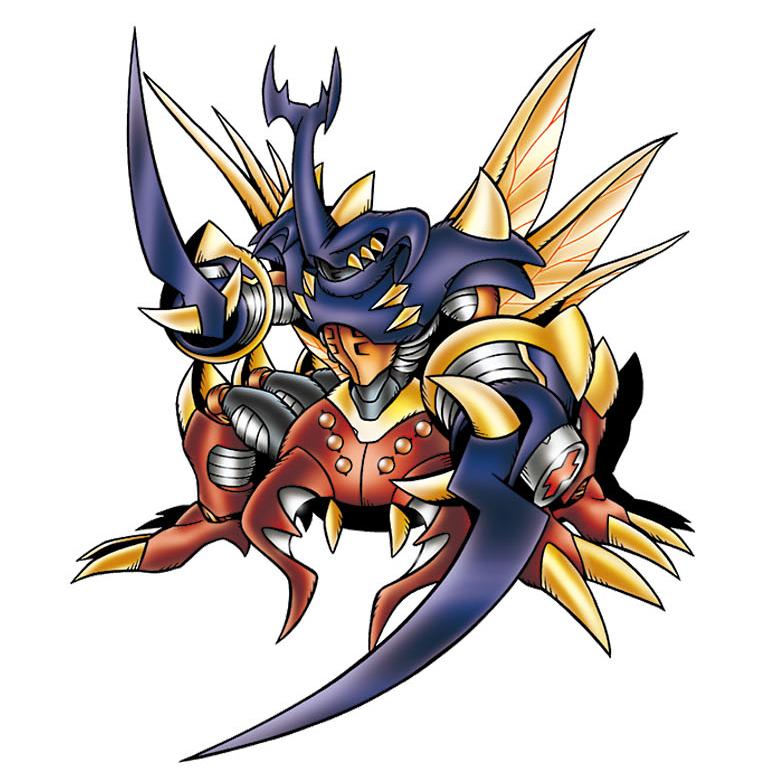 Digimon Frontier Rhinokabuterimon Ancient Beatmon - Wiki...
