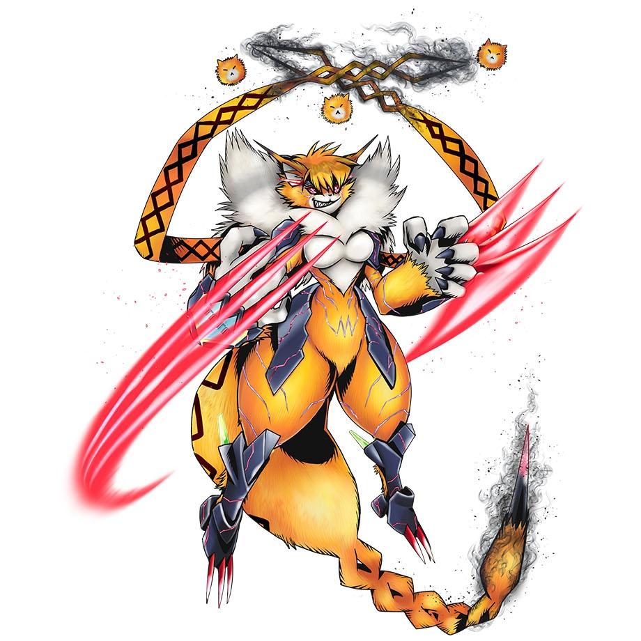 Meicrackmon Vicious Mode Wikimon The 1 Digimon Wiki