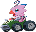 Piyomon racing.png
